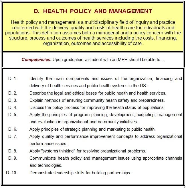 HealthPolicy-Management-Discipline-Definition-ASPH